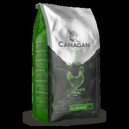 CANAGAN CAT FREE RANGE CHICKEN [4KG]