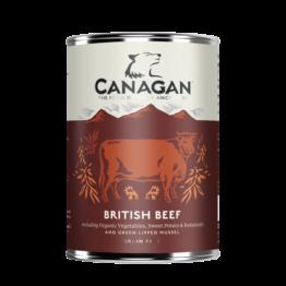 CANAGAN DOG BRITISH BEEF [ΚΟΝΣΕΡΒΑ 400GR]