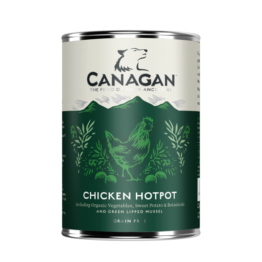 CANAGAN DOG CHICKEN HOTPOT [ΚΟΝΣΕΡΒΑ 400GR]