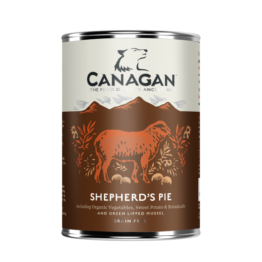 CANAGAN DOG SEPHERDS PIE [ΚΟΝΣΕΡΒΑ 400GR]