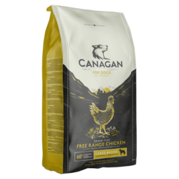 CANAGAN DOG FREE RUN CHICKEN LARGE BREED [2KG]