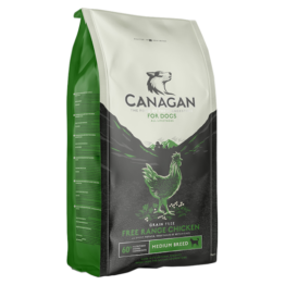 CANAGAN DOG FREE RUN CHICKEN [12KG]