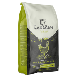 CANAGAN DOG FREE RUN CHICKEN SMALL BREED [2KG]
