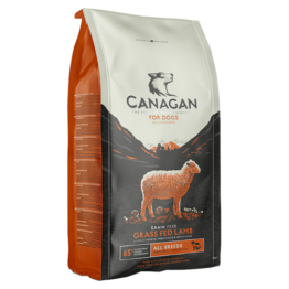 CANAGAN DOG GRASS-FED LAMB [12KG]