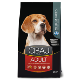 FARMINA DOG CIBAU ADULT MEDIUM BREED [2,5KG]