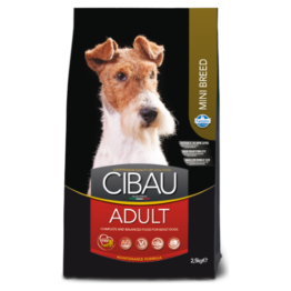 FARMINA DOG CIBAU ADULT MINI BREED [2,5KG]