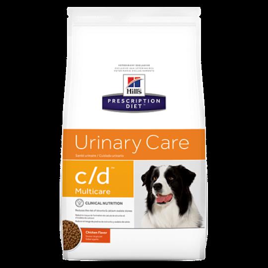 HILL'S DOG PRESCRIPTION DIET C/D URINARY CARE [2KG]