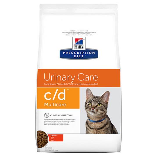 HILL'S CAT PRESCRIPTION DIET C/D URINARY CARE [1,5KG]
