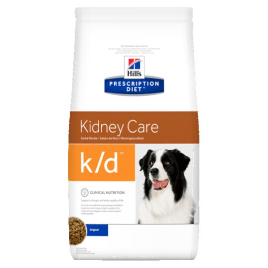 HILL'S DOG PRESCRIPTION DIET K/D KIDNEY CARE [12KG]