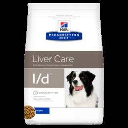 HILL'S DOG PRESCRIPTION DIET L/D LIVER CARE [2KG]
