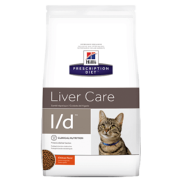 HILL'S CAT PRESCRIPTION DIET L/D LIVER CARE [1,5KG]