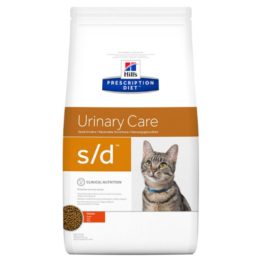 HILL'S CAT PRESCRIPTION DIET S/D URINARY CARE [1,5KG]