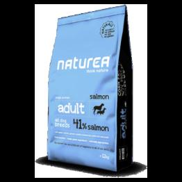 NATUREA DOG ADULT SALMON [12KG]