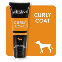 ANIMOLOGY CURLY COAT SHAMPOO 250 ML
