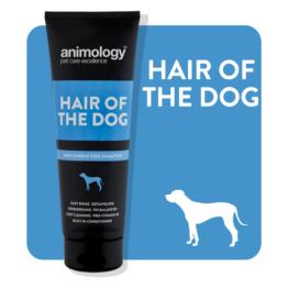 ANIMOLOGY HAIR OF THE DOG SHAMPOO 250 ML