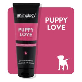 ANIMOLOGY PUPPY LOVE SHAMPOO 250 ML