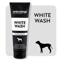 ANIMOLOGY WHITE WASH SHAMPOO 250 ML