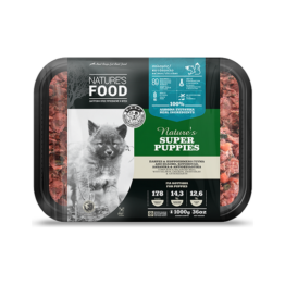 NATURE'S FOOD DOG SUPPER PUPPIES, BULK [1KG]