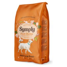 SYMPLY DOG FRESH CHICKEN LARGE BREEDS [12KG]
