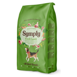 SYMPLY DOG FRESH LAMB ALL BREEDS [12KG]