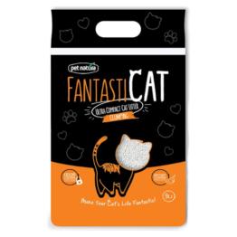 PET NATURA FANTASTICAT ULTRA COMPACT CLUMPING CAT LITTER [9LT]