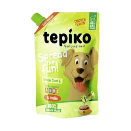 TEPIKO DOG SAUCE CHICKEN FLAVOUR [300GR]