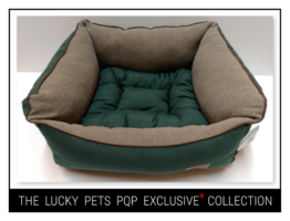 PQP EXCLUSIVE* COMFY GREEN ΠΟΥΦ DELUXE (52,00€ - 100,00€)