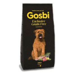 GOSBI DOG EXCLUSIVE GRAIN FREE ADULT MAXI [12KG]