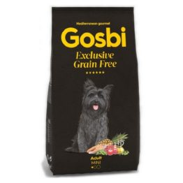 GOSBI DOG EXCLUSIVE GRAIN FREE MINI ADULT [2KG]